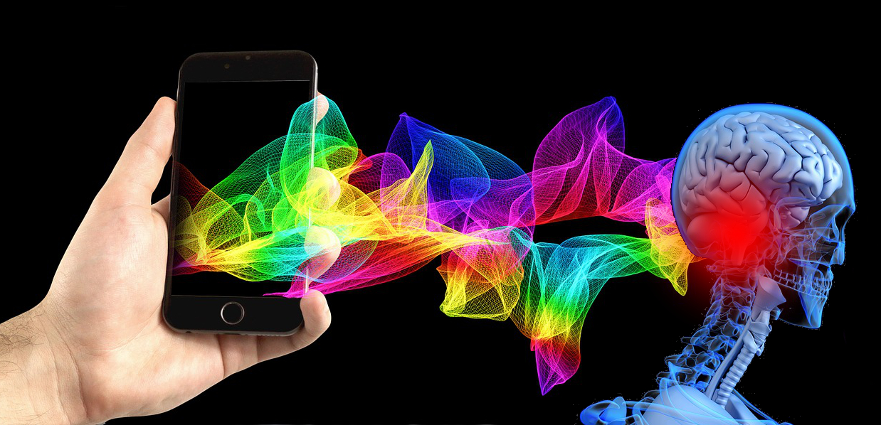 Cell phone radiation causes brain tumors in mice and rats